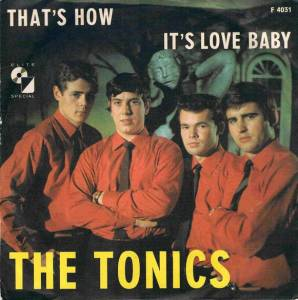 Cover - Tonics, The: That's How