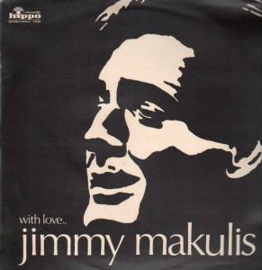 Cover - Jimmy Makulis: With Love