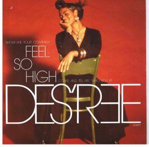 Des'ree: Feel So High - Cover