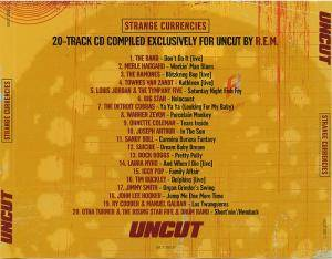 Strange Currencies: 20-Track CD Compiled Exclusively For Uncut By R.E.M. (CD) - Bild 2