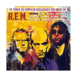 Strange Currencies: 20-Track CD Compiled Exclusively For Uncut By R.E.M. - Cover
