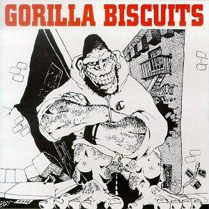 Gorilla Biscuits: Gorilla Biscuits - Cover