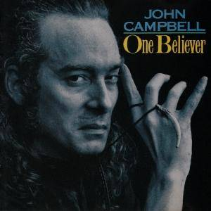 John Campbell: One Believer - Cover