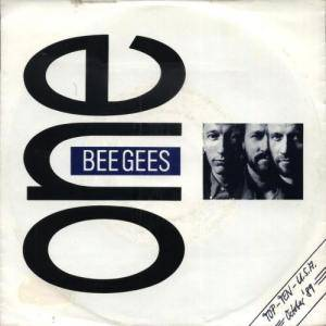 Bee Gees: One - Cover