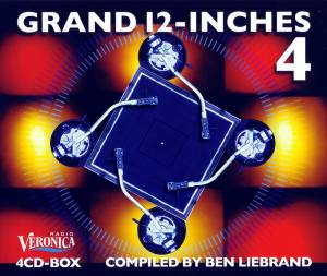 Cover - Azoto: Grand 12-Inches 4