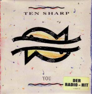 Ten Sharp: You - Cover