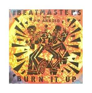 Cover - Beatmasters, The: Burn It Up