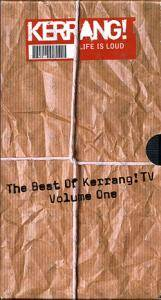 Best of Kerrang! TV Volume One, The - Cover