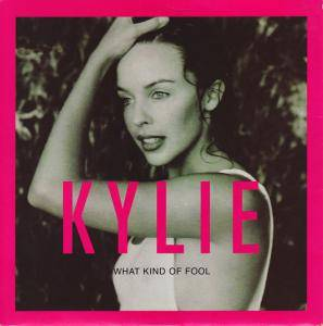 Kylie Minogue: What Kind Of Fool - Cover
