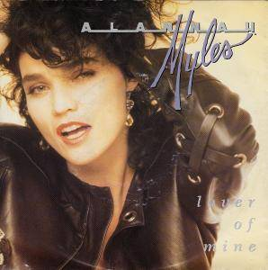 Alannah Myles: Lover Of Mine - Cover