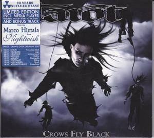 Cover - Tarot: Crown Fly Black