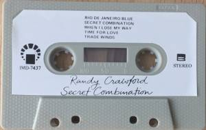 Randy Crawford: Secret Combination (Tape) - Bild 4