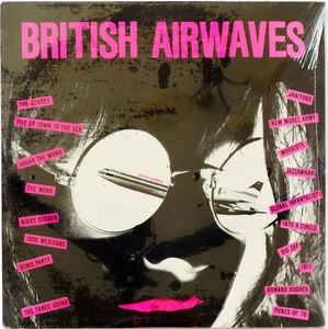 Cover - 1000 Mexicans: British Airwaves