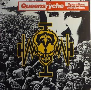 Queensrÿche: Operation: Mindcrime (LP) - Bild 1