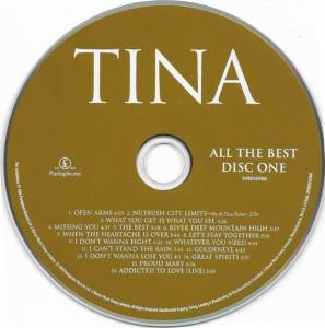 Tina Turner: All The Best (2-CD) - Bild 5