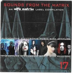 Cover - Junksista: Alfa Matrix - Sounds From The Matrix 17