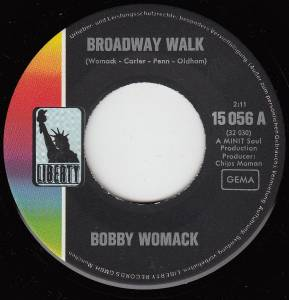 "Bobby Womack: Broadway Walk / What Is This (7"") - Bild 2"