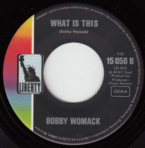"Bobby Womack: Broadway Walk / What Is This (7"") - Bild 3"