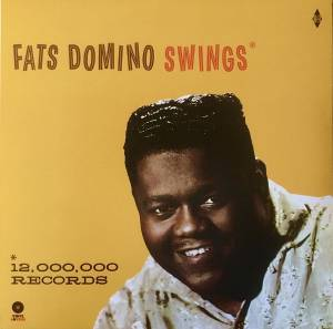 Cover - Fats Domino: Fats Domino Swings