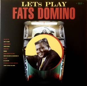 Cover - Fats Domino: Lets Play Fats Domino