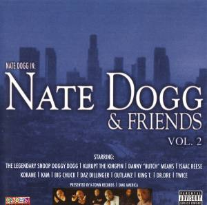 Cover - Nate Dogg: Nate Dogg & Friends Vol. 2