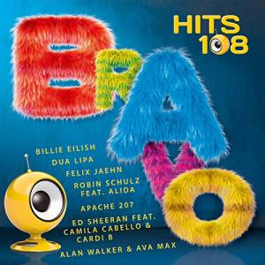 Cover - Coldplay: Bravo Hits 108