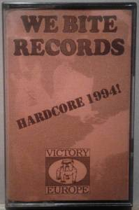 Cover - Growing Movement: Hardcore 1994 !