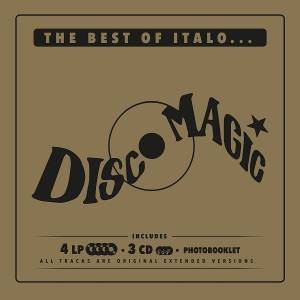 Cover - Video: Best Of Italo...Discomagic, The