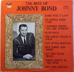 Cover - Johnny Bond: Best Of Johnny Bond, The