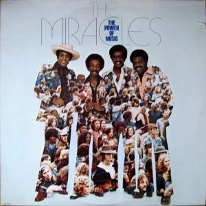 Miracles, The: Power Of Music, The - Cover