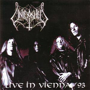 Unleashed: Live In Vienna '93 - Cover