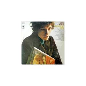 Bob Dylan: Greatest Hits - Cover