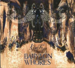 Babylon Whores: King Fear - Cover