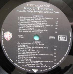 Fleetwood Mac: Tango In The Night (LP) - Bild 4