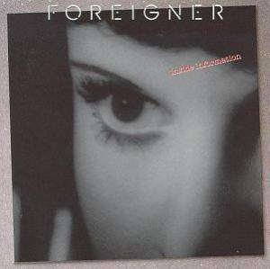 Foreigner: Inside Information (LP) - Bild 1