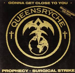Queensrÿche: Gonna Get Close To You - Cover