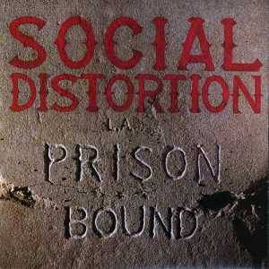 Cover - Social Distortion: Prison Bound