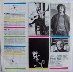 Herbert Grönemeyer: Sprünge (LP) - Bild 4