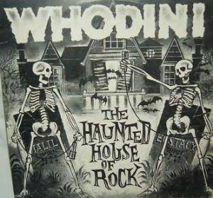 Cover - Whodini: Haunted House Of Rock, The