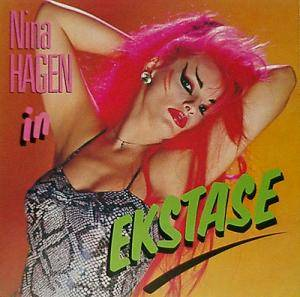 Nina Hagen: In Ekstase - Cover