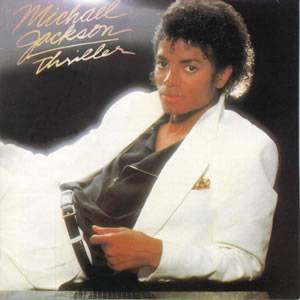 Cover - Michael Jackson: Thriller