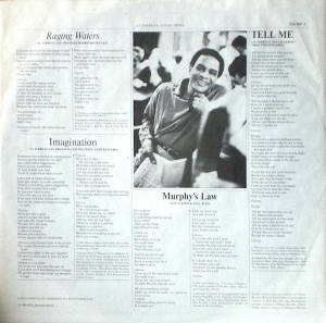 Al Jarreau: High Crime (LP) - Bild 5