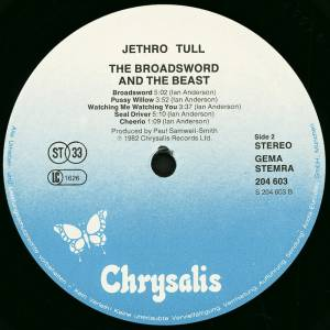 Jethro Tull: The Broadsword And The Beast (LP) - Bild 6