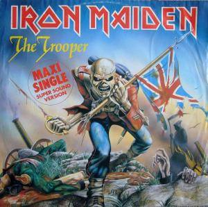 "Iron Maiden: The Trooper (12"") - Bild 1"