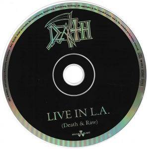 Death: Live In L.A. (Death & Raw) (CD) - Bild 6