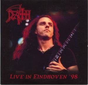 Cover - Death: Live In Eindhoven '98