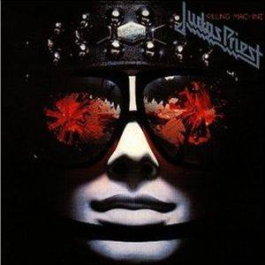 Judas Priest: Killing Machine (LP) - Bild 1