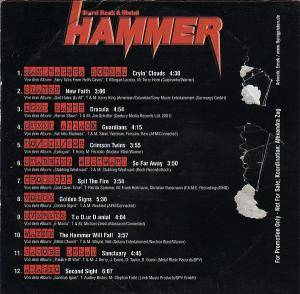 Metal Hammer - Off Road Tracks Vol. 45 (CD) - Bild 2