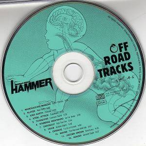 Metal Hammer - Off Road Tracks Vol. 45 (CD) - Bild 3