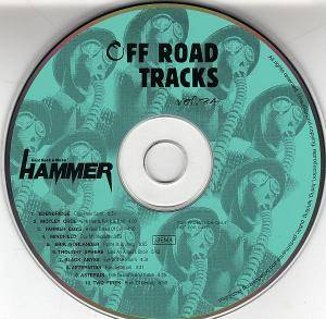 Metal Hammer - Off Road Tracks Vol. 34 (CD) - Bild 3